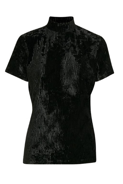 Fransa Amburn 2 Blouse, Black