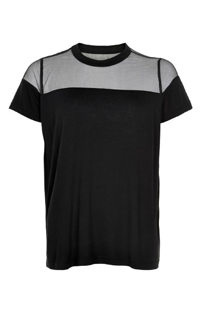 Fransa Amsparkel 1 Top, Black