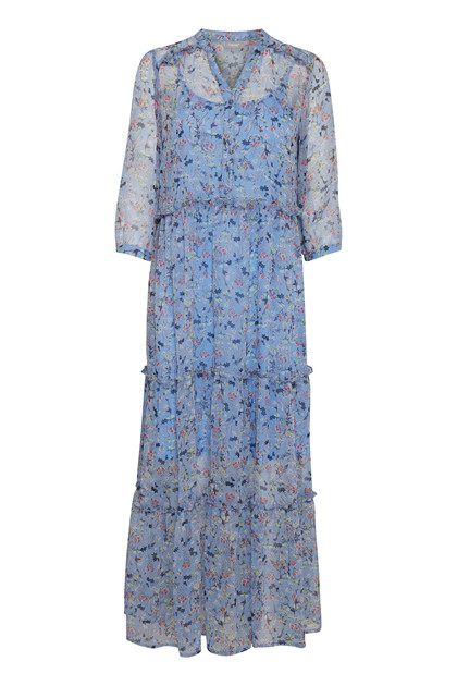 Fransa FRDACHIF 2 Dress, Cornflower Blue mix