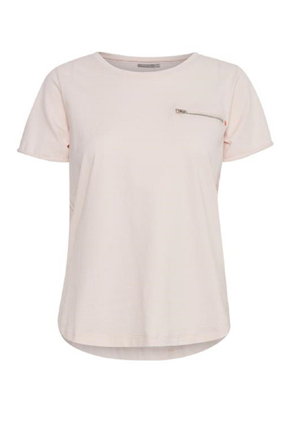 Fransa FRITORGANO 1 T-shirt, English Rose