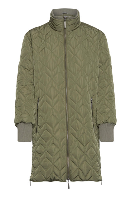 Fransa FRLAENGLISH 2 Outerwear, Hedge