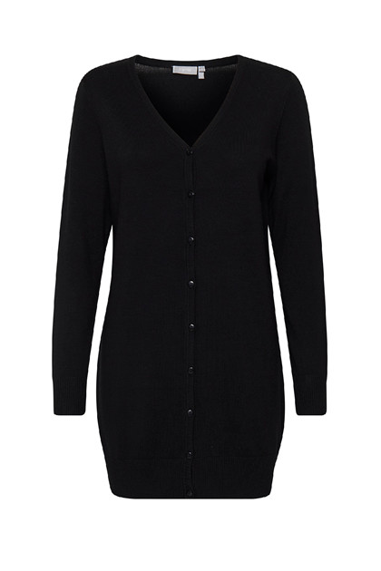 Fransa ZUBASIC 133 Cardigan, Black