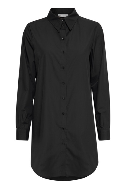 Fransa FRNATUCH 3 Shirt, Black