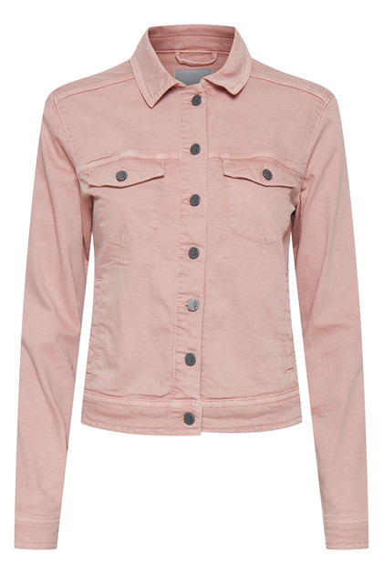 Fransa FRVOTWILL 1 Jacket, Misty Rose