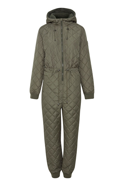 Fransa FRCATERMO 1 Padded One Piece, Hedge