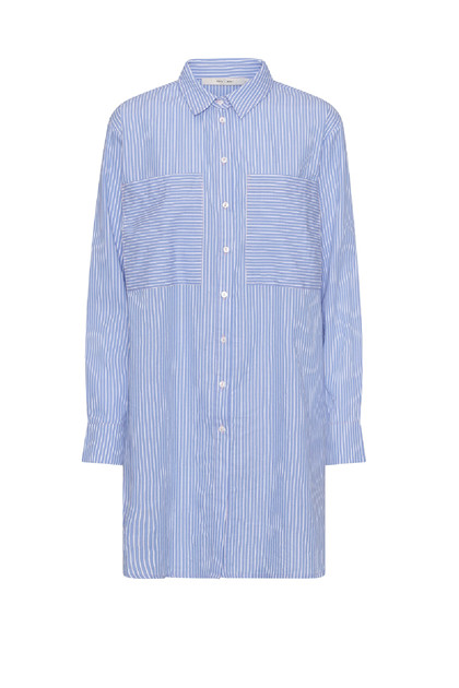 Costamani Shirt Beach stripe, Blue