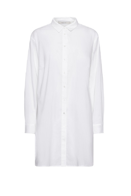 Costamani Bea oversize shirt, Basic White