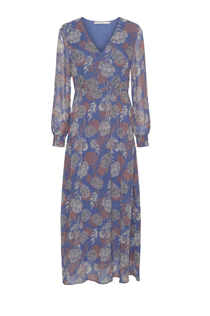 Costamani Daisy Annabel dress, Blue flower