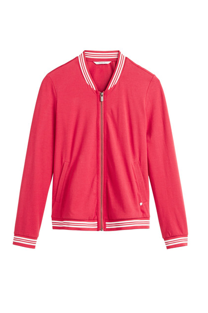 Sandwich Jacket Indoor SW1404, Flower Red