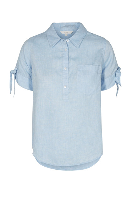 Signal RENEE S/S Shirts, Powder blue