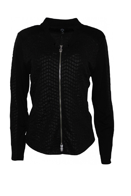 My Soul Jacket SHINE 2560, Black
