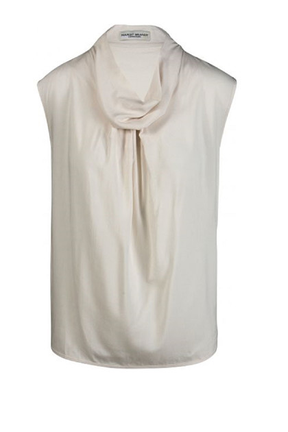 Margit Brandt PAM top MB3033, White