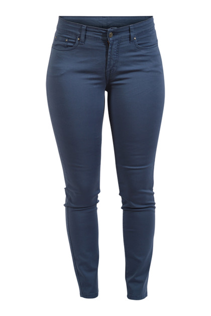 JONNY Q jeans DEBBIE Stretch Sateen 4440/1, Airforce