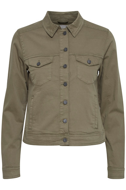 Fransa FRVOTWILL 1 Jacket, Hedge