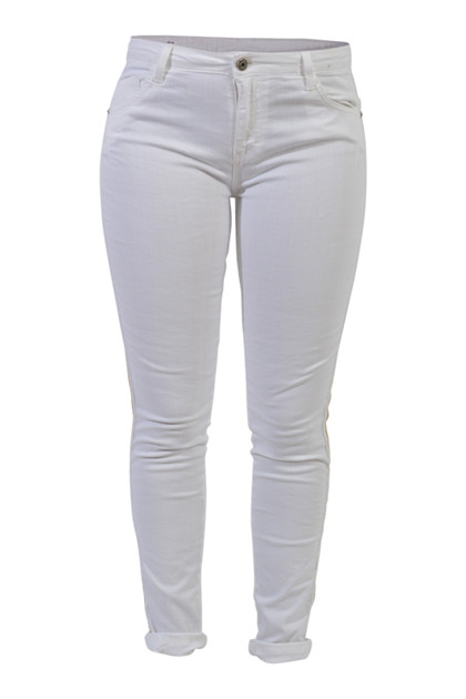 MARYLEY JEANS 7EB502/G9H, WHITE