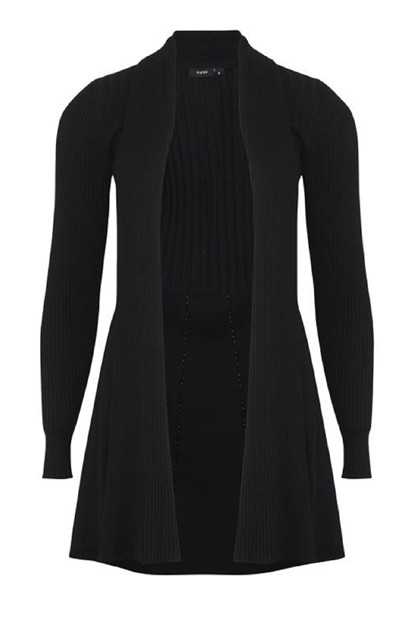 Fransa  ZUBASIC 61 Cardigan, Black