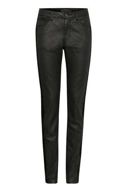 Fransa Atcoating 2 Jeans, True black denim
