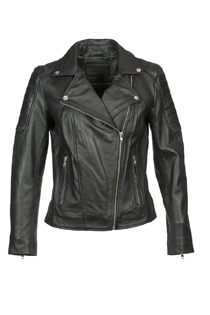 Depeche BIKER JACKET 50024, Black