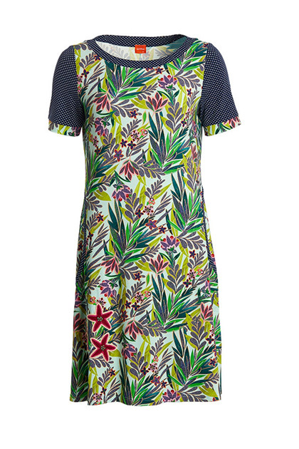 DU MILDE CAROLINES SEAWEEDS DRESS