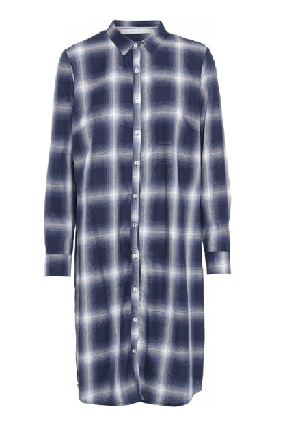 Costamani CHARLOTTA dress,  Blue check