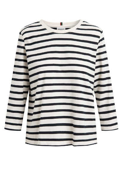 Redgreen Woman Claudine LS T-shirt, Off White