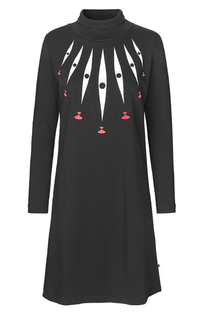 Isaksen Design CLOE dress, black