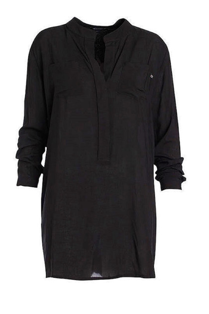 Isaksen Design  Cs 02 Shirt, Black