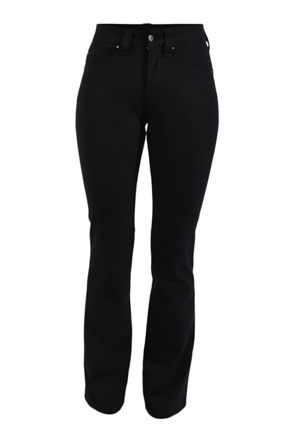 Jonny Q jeans  VIVIAN Soft Bistretch P1374, Black