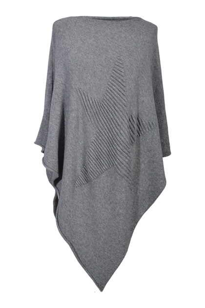 Strik poncho 2000, Grey