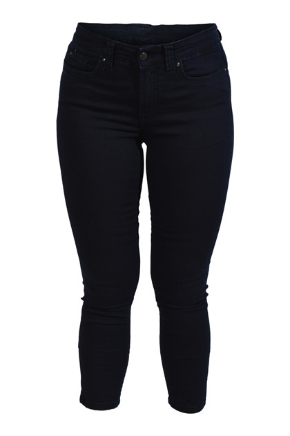 JONNY Q jeans JACKY tech stretch Q4611/1, Denim Blue