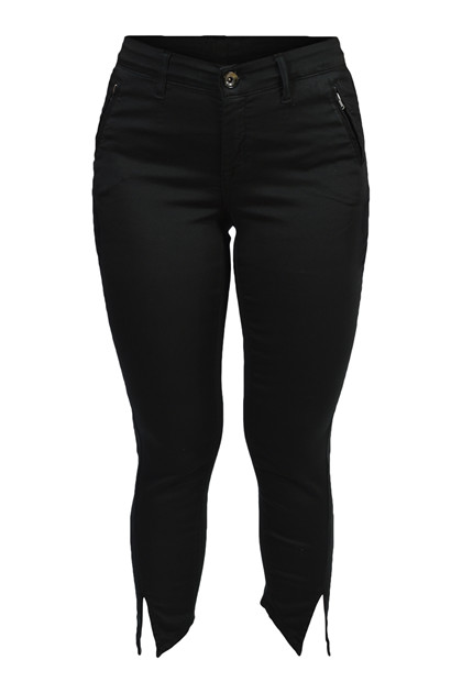 JONNY Q jeans MICHELLE Tech Stretch Sateen Q4718, Black