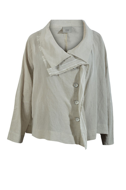Crea Concept Draped Jacket 31125, Sand