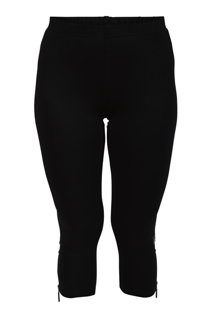 E leggings 60-02, Black