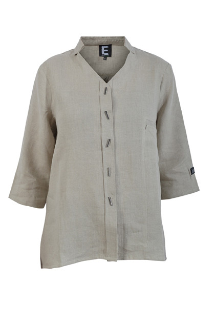 E Avantgarde Big Shirt 12282, Linen
