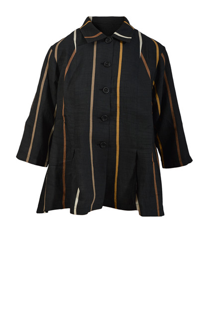 Trine Kryger Simonsen SHIRT YOSELIN, Multi Black