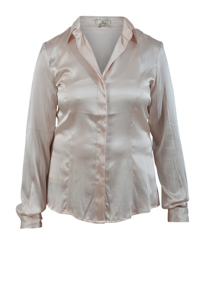 Charlotte Sparre Fitted Shirt 2214, Cream