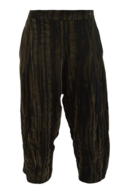 Crea Concept  pants 32061, Black/army