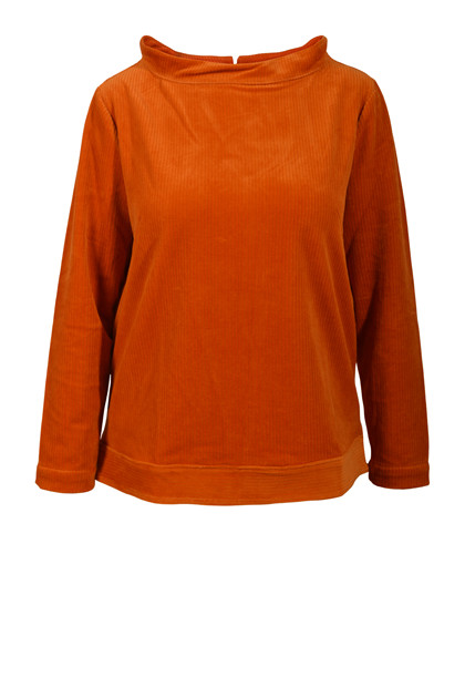 Charles Design Blouse SILJA,Orange