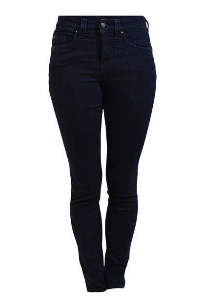 Jonny Q Jeans Penelope Super Stretch X-fit P1272, Raw Strass