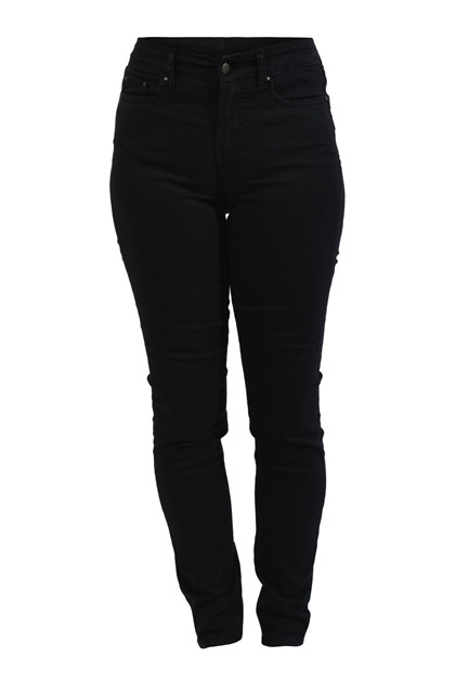 Jonny Q jeans DEBBIE stretch tech denim Q4438, Black