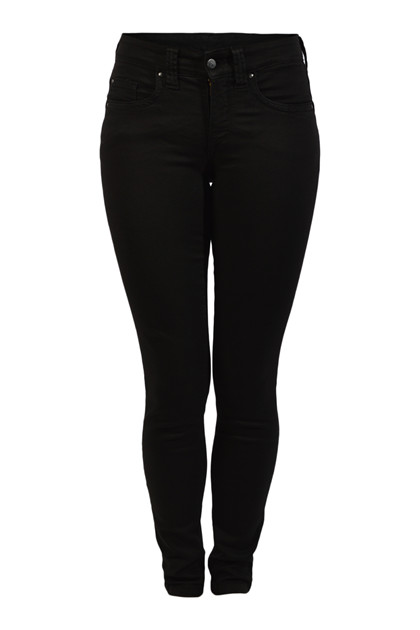 JONNY Q jeans PENELOPE X fit Colour Demin P1272, Black