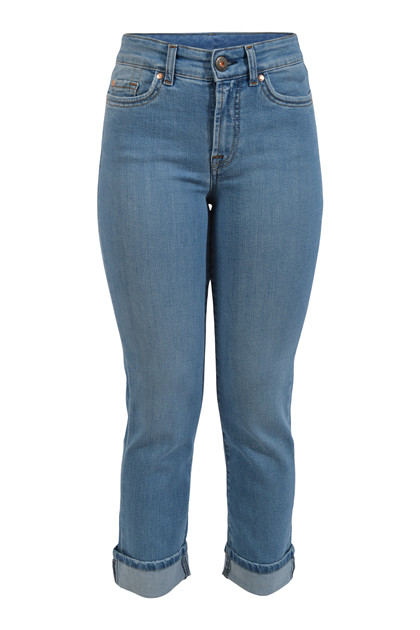 Jonny Q jeans Catherine X-fit stretch P6828, Old Jused