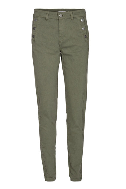 Fransa FRIVYELLOW 2 Pants , Hedge