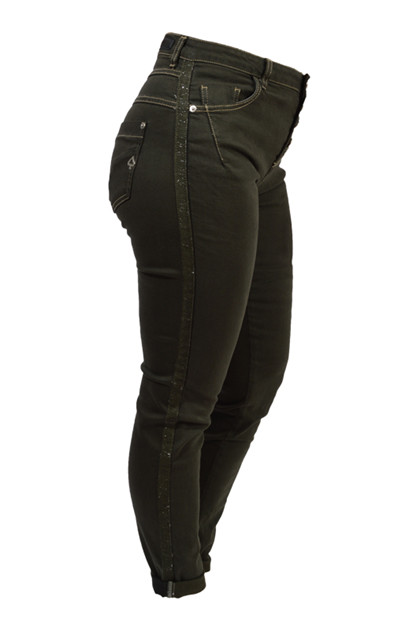 MARYLEY Jeans 71B63M/G73, Army