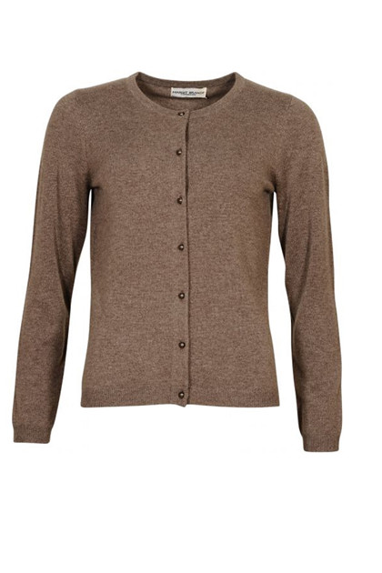 Margit Brandt LAMA cardigan MB1009, Dirt