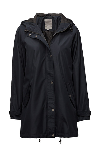 Fransa Matrench 3 Jacket, Dark Peacoat