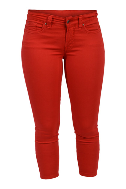 JONNY Q JEANS P1161AC, JACKY STRETCH SATEEN, RED