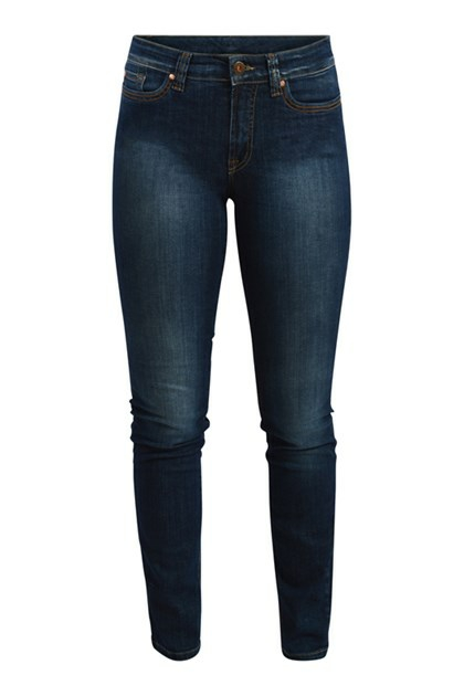 Jonny Q jeans P682AC Catherine X-fit stretch dark
