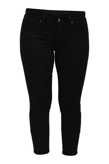 Jonny Q jeans Q4316/1, Jacky stretch sateen, black