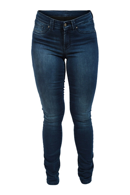 Jonny Q Jeans Q4328 DANIELA Tech Stretch, Denim Blue